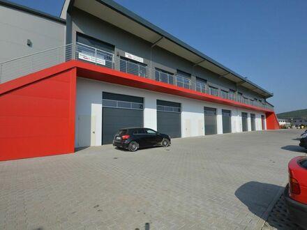 DIETZ: GEWERBEPARK 24 - Provisionsfreie 147m² große Gewerbefläche im OG mit über 4m Raumhöhe