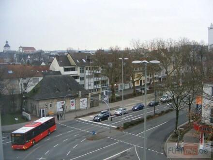 FLATmix.de / Fertiges Büro mit Fernblick über die Stadt: mieten und loslegen...