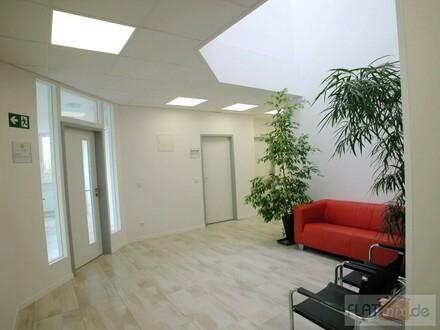FLATmix.de/Büroräume mit Weitblick über die Stadt zu flexiblen Konditionen