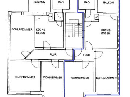 Leben in der Hagener-Innenstadt! 64,87m² Mietwohnung