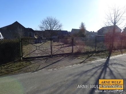 Grundstück in ruhiger Randlage der Gemeinde Spornitz