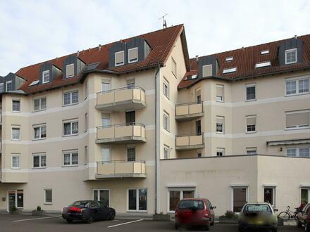 2-R-Wohnung mit hochwertiger Einbauküche zu vermieten (HA WE 14)