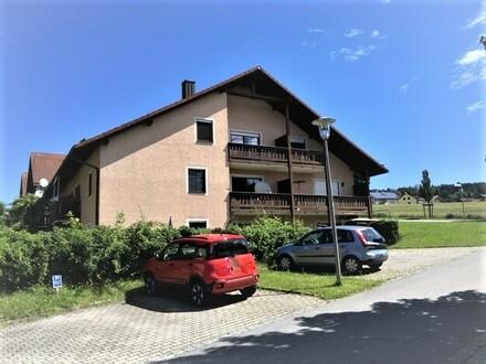 Sonnig 2-Zimmerwohnung mit Balkon ca. 61 m² in Bad Griesbach