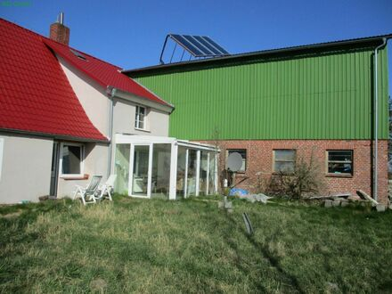 Resthof mit 2 Wohneinheiten, Pferdehaltung möglich, in Sackgassenlage