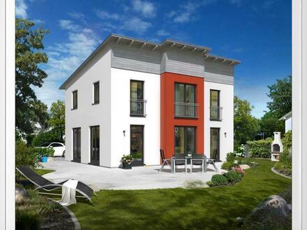 ***FLAIR - VIELFALT - FASZINATION - komfortables Wohnen in idyllischer Lage KfW 55 Haus.***
