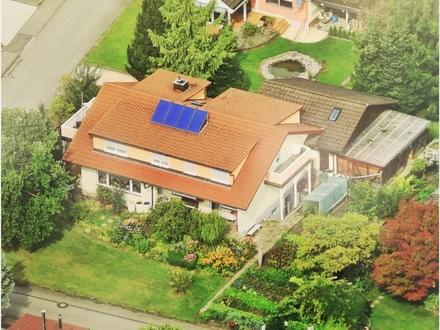 Helle Dachwohnung in ruhiger Lage nahe der Schweizer Grenze