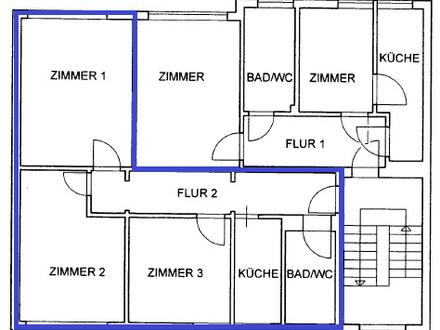 Leben in der Hagener-Innenstadt! 55,50m² Mietwohnung