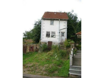Schnäppchen-Haus , Kleines Haus für Handwerker Häuschen