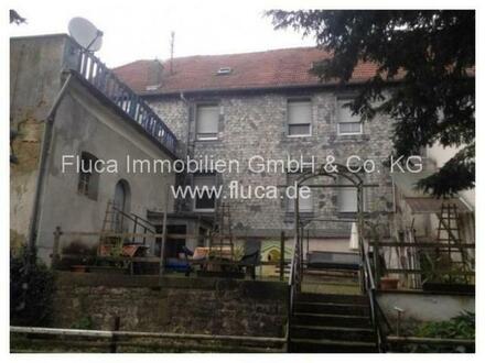 Charaktervolles 6-FH in Lebach.Ein Haus, dass was zu erzählen hat mit guter Rendite.