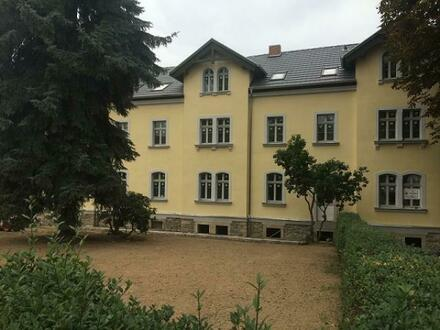 """Scharfenberg ...""""Kurhaus"""" Erstbezug nach Rekonstruktion ! 3 Raum Wohnung mit Balkon"""
