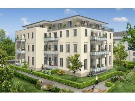 Penthouse im Altbau in Striesen! Provisionsfrei direkt vom Bauträger!