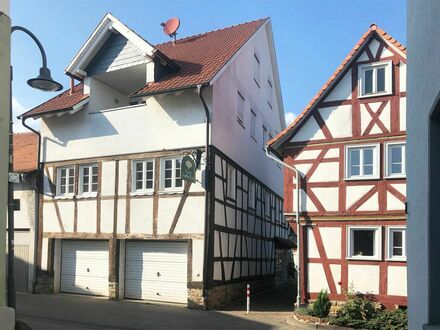 Haus in der Innenstadt von Ober-Mörlen