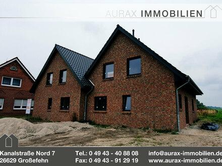 neu erbaute Zwillingshaushälfte in Spetzerfehn zu vermieten - DHH Rechts - 130 m²