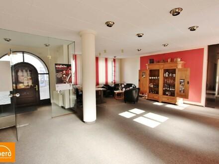 albero:) 207m² Büroflächen im Erdgeschoss...optional 113m² im Obergeschoss