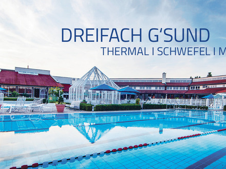 "Bad Gögging-""Betreutes Wohnen"" nahe LIMES THERME"
