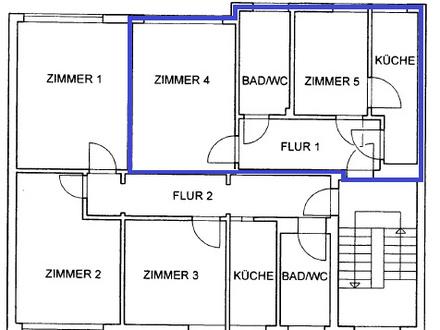 Leben in der Hagener-Innenstadt! 32,68m² Mietwohnung