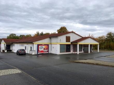 Gewerbefläche mit 836,14 m² in Neustadt / Orla zu vermieten