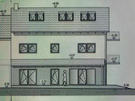 Grundstück 406m² mit Altbestand Reiheneckhaus + 2 Garagen - perfekt für Neubau bis zu 3 Whg. erweiterbar