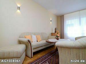 Möblierte 3-Zimmer Wohnung mit Balkon in Kahl am Main