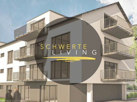 Schwerte Living - 73 m2 Neubauwohnung im Herzen der Stadt!