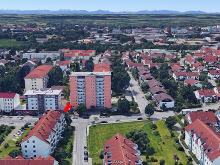 *** PREISREDUZIERUNG *** 2-Zimmerwohnung in zentraler Lage in Mühldorf