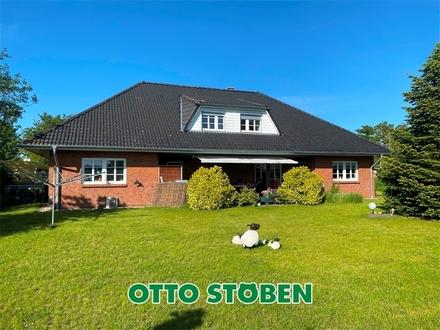 Großzügiges Einfamilienhaus in Bordelum bei Bredstedt! - OTTO STÖBEN Immobilien