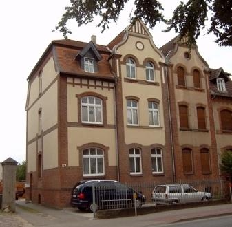 3 Raum Dachgeschosswohnung im Mehrfamilienhaus in Salzwedel - Karl-Marx-Str.