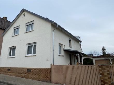 1 - 2 Familienhaus im Herzen von WO - Herrnsheim