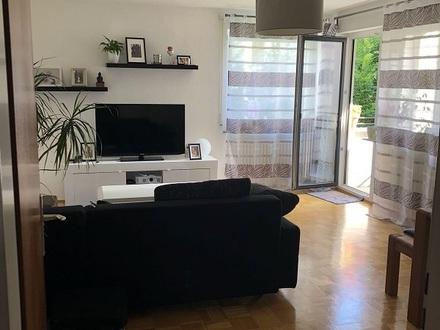 3 Zimmer Wohnung in zentraler Stadtlage von Kempten
