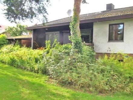 Scheden - Einfamilien-Traum + Appartement in herrlicher Lage