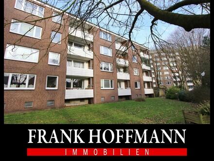 ***TOP GRUNDRISS in zentrumsnaher Wohnanlage*** 3 Zimmer-Wohnung in Kaltenkirchen