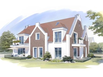 Cottage-Ferienwohnung im Gutspark Rerik |79,50 m2 | provisionsfrei!