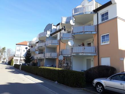 superschöne 3 - Zimmerwohnung mit Tiefgarage in Burgau