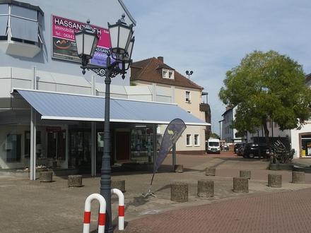 Großzügige Gewerbefläche in der Fußgängerzone von Homburg
