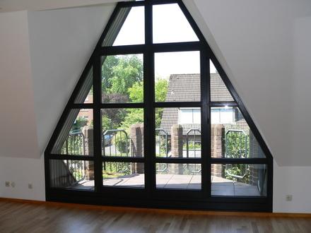 Nicht alltägliche TOP 3-ZKDB Maisonnette Wohnung Krefeld-Bockum