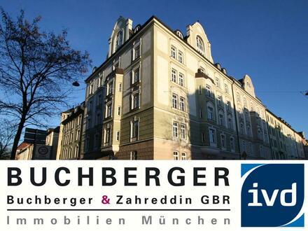 BUCHBERGER Immobilien Haidhausen attraktive Räume für Praxis o. Büro am Bordeauxplatz