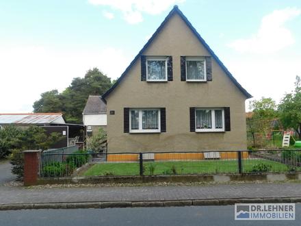 Zwei Einfamilienhäuser auf einem Grundstück-am Waldrand!