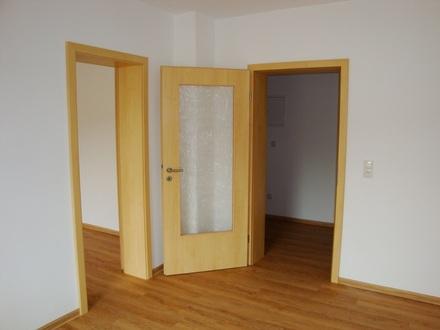 2- Zimmer- Wohnung in Lauta mit Gartenanteil