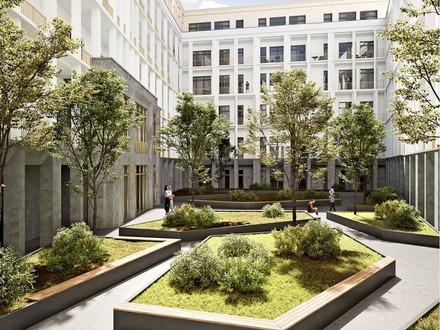 Rentable Investition sucht glücklichen Mieter: Stilvoll-komfortable Studio-Wohnung in Westend