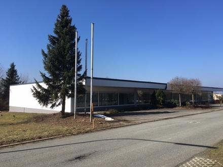 Mietfläche ca. 1.180 m2 zu vermieten: Standort Presseck