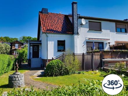 Dr. Lehner Immobilien NB - Komfortable Doppelhaushälfte in der Uckermark