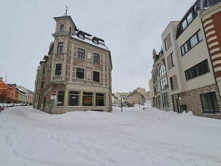 Helles Ladengeschäft in der Wilhelmstraße