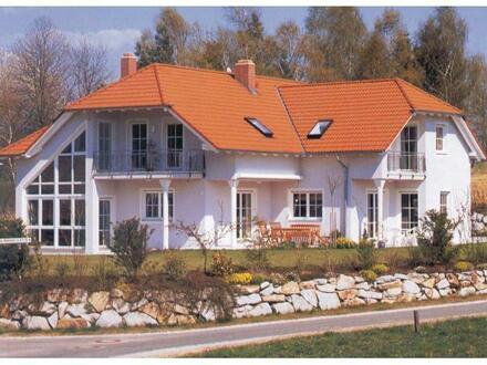 Repräsentative VILLA in bevorzugter Wohnlage von Werl!! NEUBAUPROJEKT KfW-55 Effizienzhaus inkl. Wärmepumpe, Fußbodenheizung…