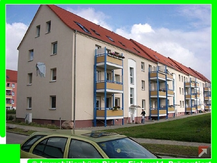 Kleine 2- Zimmer Wohnung in Sassnitz mit Einbauküche und Balkon