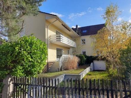Ideal für Arztfamilien: Großzügige 5 ZKB - Mietwohnung in Uninähe von Homburg