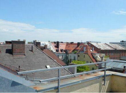 Exkl. Dachterrassenwohnung in Schwabing nähe Uni