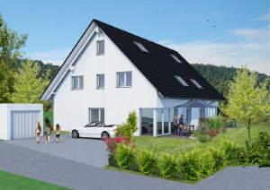 5-Zimmer Haus in Balgheim (78582) 135m²