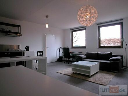 FLATmix.de / Gemütliches,vollmöbliertes 1-Appartment im Erdgeschoss