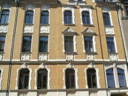 4-Raumwohnung mit Balkon und Gästetoilette