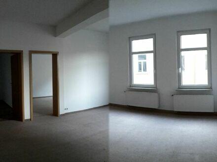 Freundliche 2-Raum-Wohnung mit EBK in Zentrumsnähe Pößneck